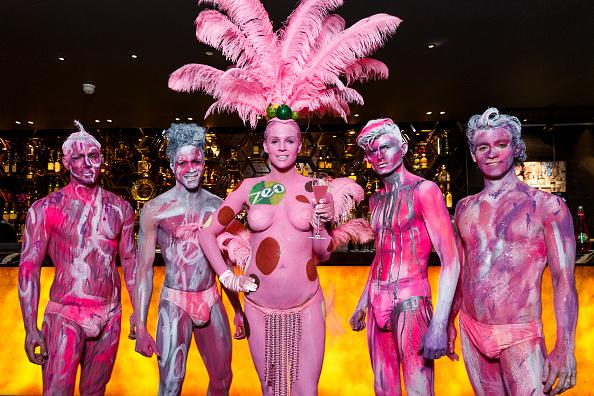 Breast「Zeo Pink Ambassador Danielle Lloyd Attends PINKLondon Event In Aid Of The Pink Ribbon Foundation」:写真・画像(6)[壁紙.com]