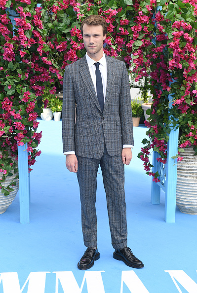 Hugh Skinner「Mamma Mia! Here We Go Again World Premiere」:写真・画像(16)[壁紙.com]