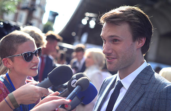 Hugh Skinner「Mamma Mia! Here We Go Again World Premiere」:写真・画像(18)[壁紙.com]
