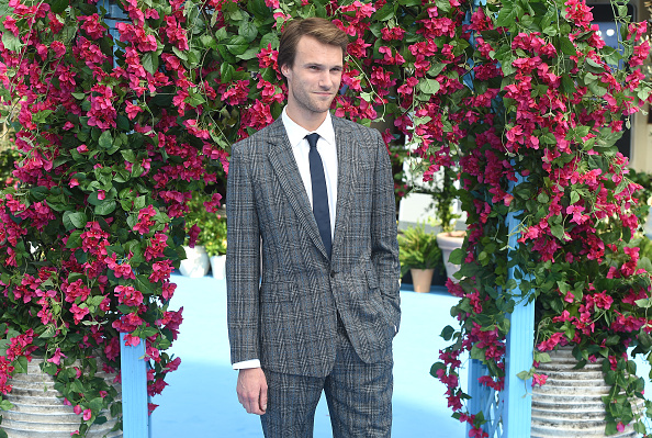 Hugh Skinner「Mamma Mia! Here We Go Again World Premiere」:写真・画像(14)[壁紙.com]