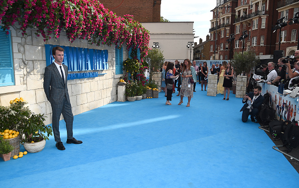 Hugh Skinner「Mamma Mia! Here We Go Again World Premiere」:写真・画像(13)[壁紙.com]