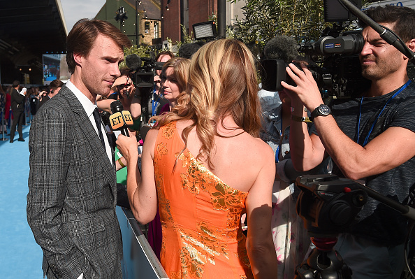 Hugh Skinner「Mamma Mia! Here We Go Again World Premiere」:写真・画像(17)[壁紙.com]