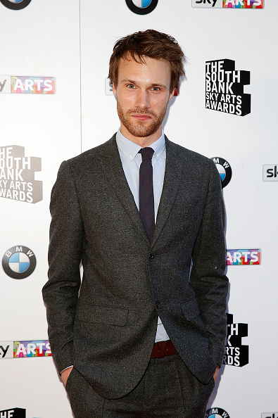 Hugh Skinner「South Bank Sky Arts Awards - Arrivals」:写真・画像(8)[壁紙.com]