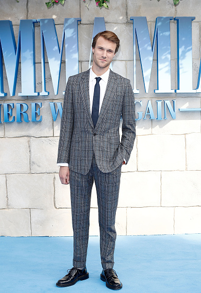 "Hugh Skinner「""Mamma Mia! Here We Go Again"" - UK Premiere - Red Carpet Arrivals」:写真・画像(9)[壁紙.com]"
