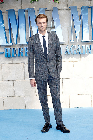 "Hugh Skinner「""Mamma Mia! Here We Go Again"" - UK Premiere - Red Carpet Arrivals」:写真・画像(3)[壁紙.com]"