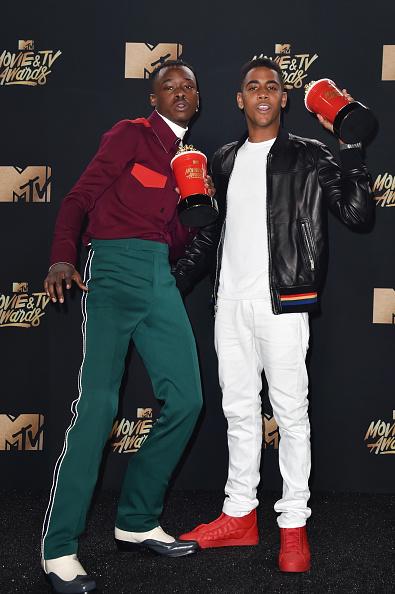 MTV「2017 MTV Movie And TV Awards - Press Room」:写真・画像(13)[壁紙.com]