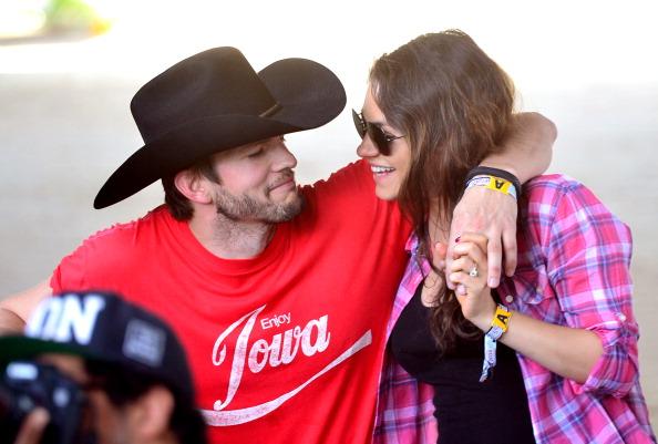 Ashton Kutcher「2014 Stagecoach California's Country Music Festival - Day 1」:写真・画像(4)[壁紙.com]