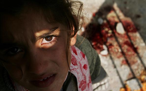 Abid Katib「Israel Gaza Conflict Enters Fourth Week」:写真・画像(6)[壁紙.com]