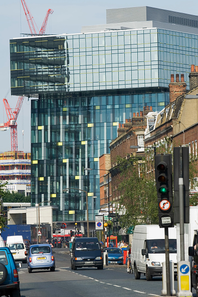 Will Alsop「Palestra building, Southwark view along The Cut, London, UK Designed by Alsop Architects」:写真・画像(7)[壁紙.com]