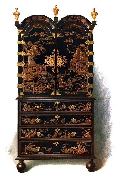 Furniture「Lacquer Cabinet」:写真・画像(4)[壁紙.com]