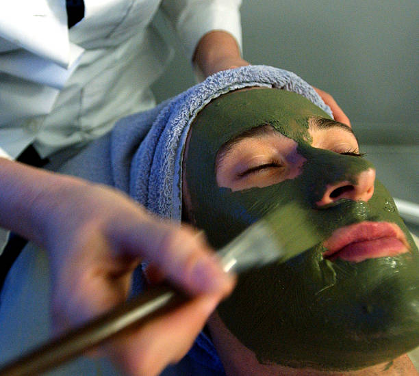 New York Men Turn To Spas To Relieve Stress:ニュース(壁紙.com)