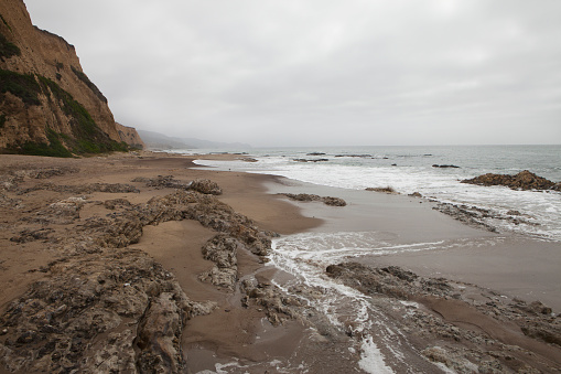 太陽の光「ocean and sky, Point Reyes, CA」:スマホ壁紙(15)