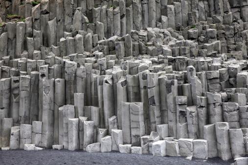 Basalt「Tubular basalt columns」:スマホ壁紙(15)