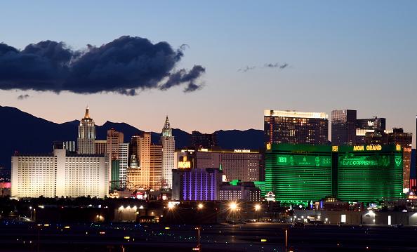 Las Vegas「Las Vegas Casinos To Close Their Doors In Response To Coronavirus Pandemic」:写真・画像(12)[壁紙.com]
