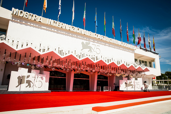 Palazzo del Cinema「Jaeger-LeCoultre General Views At 75th Venice Film Festival」:写真・画像(0)[壁紙.com]