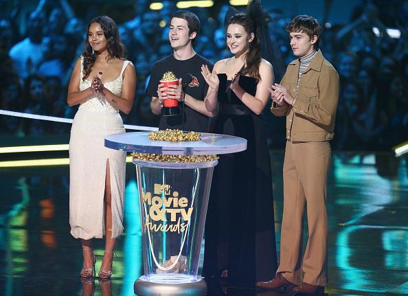 キャサリン・ラングフォード「2018 MTV Movie And TV Awards - Show」:写真・画像(7)[壁紙.com]