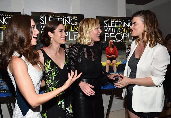 "Kirsten Dunst「Tastemaker Screening Of IFC Films' ""Sleeping With Other People""」:写真・画像(4)[壁紙.com]"