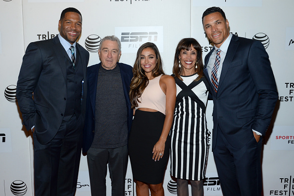 "October「Tribeca/ESPN Sports Film Festival Gala: ""Play It Forward"" Premiere - 2015 Tribeca Film Festival」:写真・画像(15)[壁紙.com]"