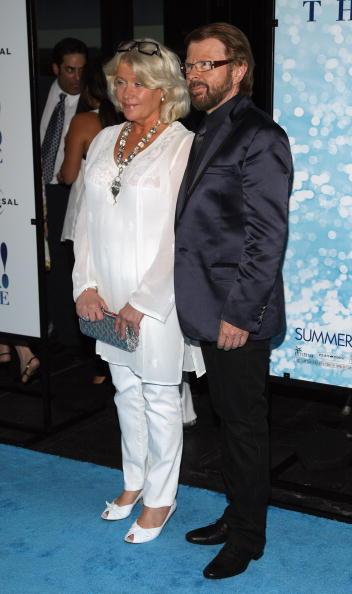 "Bjorn Ulvaeus「Premiere Of ""Mamma Mia!"" - Inside Arrivals」:写真・画像(15)[壁紙.com]"