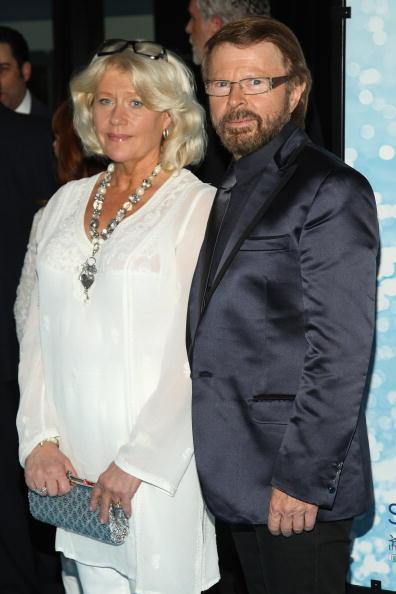 """Film Premiere「Premiere Of """"Mamma Mia!"""" - Inside Arrivals」:写真・画像(0)[壁紙.com]"""