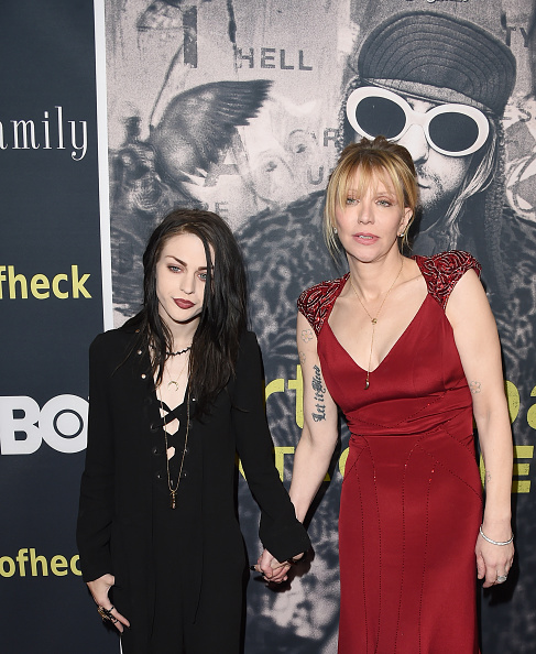 Courtney Love「Premiere Of HBO Documentary Films' 'Kurt Cobain: Montage Of Heck' - Arrivals」:写真・画像(19)[壁紙.com]