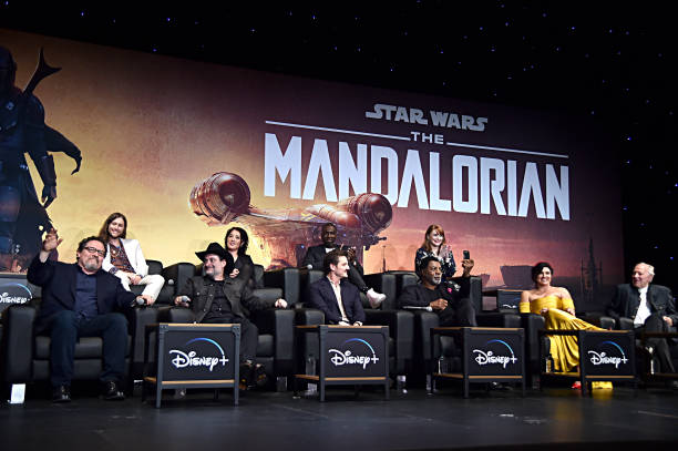 "Premiere And Q & A For ""The Mandalorian"":ニュース(壁紙.com)"