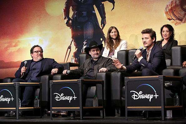 "The Mandalorian - TV Show「Premiere And Q & A For ""The Mandalorian""」:写真・画像(13)[壁紙.com]"