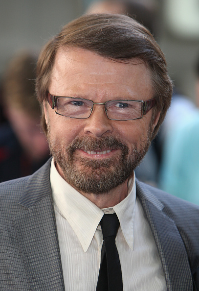 Bjorn Ulvaeus「Mamma Mia! The Movie: World Premiere - Arrivals」:写真・画像(9)[壁紙.com]