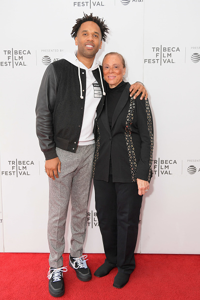 "Lonnie Ali「Arrivals At ""What's My Name 