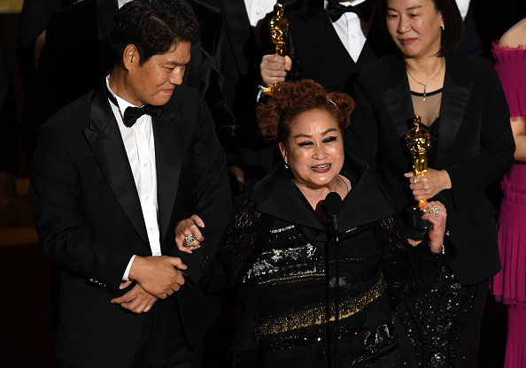 Lee Min「92nd Annual Academy Awards - Show」:写真・画像(5)[壁紙.com]