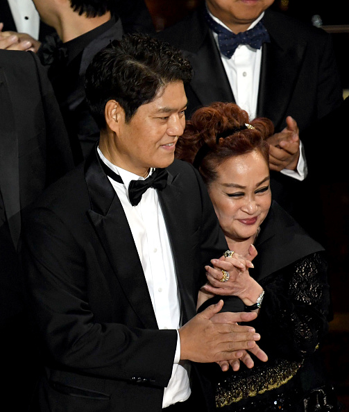 Lee Min「92nd Annual Academy Awards - Show」:写真・画像(3)[壁紙.com]