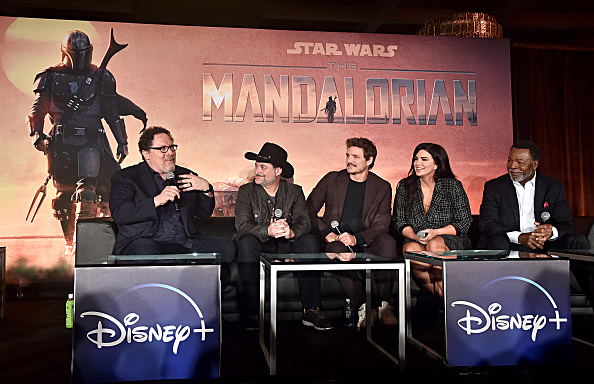 The Mandalorian - TV Show「Press Conference for the Disney+ Exclusive Series The Mandalorian」:写真・画像(7)[壁紙.com]