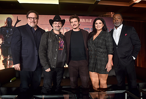 The Mandalorian - TV Show「Press Conference for the Disney+ Exclusive Series The Mandalorian」:写真・画像(13)[壁紙.com]