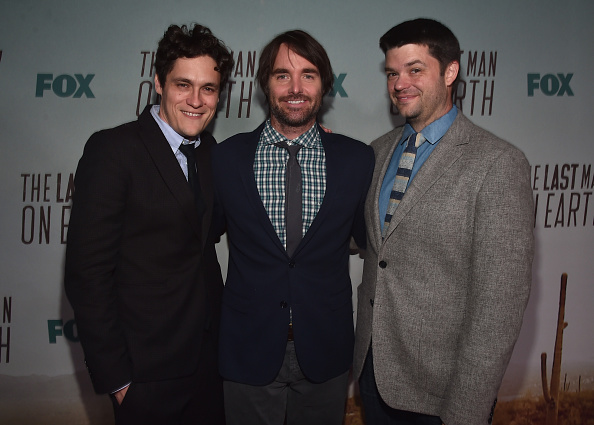 """Producer「Premiere Of Fox's """"The Last Man On Earth"""" - Red Carpet」:写真・画像(6)[壁紙.com]"""