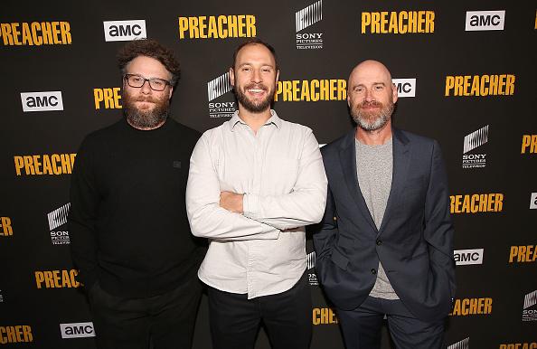 "Preacher「Premiere Of AMC's ""Preacher"" Season 3」:写真・画像(9)[壁紙.com]"