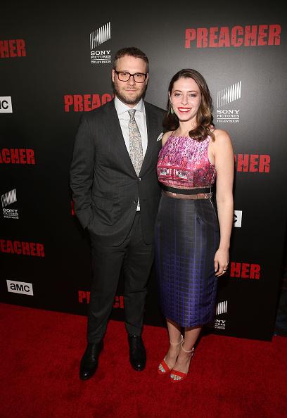 "Executive Producer「Los Angeles Premiere of AMC's ""Preacher""」:写真・画像(3)[壁紙.com]"