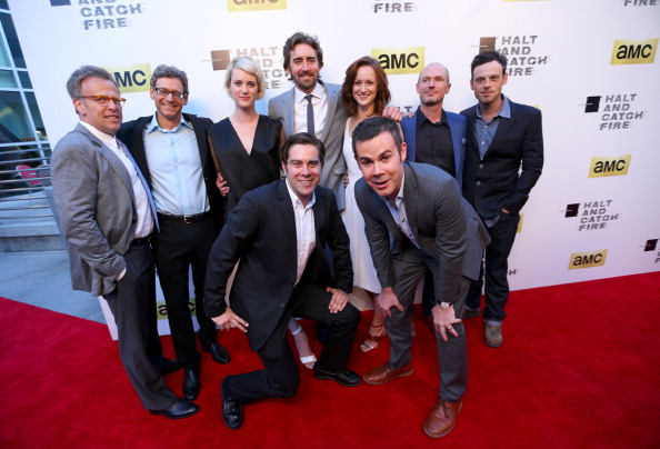 "Producer「AMC's New Series ""Halt And Catch Fire"" Los Angeles Premiere - Red Carpet」:写真・画像(4)[壁紙.com]"