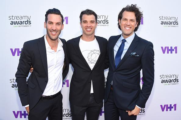 Michael Red「The 5th Annual Streamy Awards - Red Carpet」:写真・画像(16)[壁紙.com]