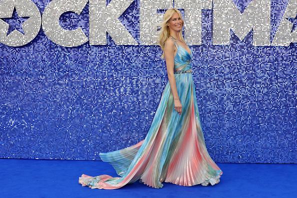 "Claudia Schiffer「""Rocketman"" UK Premiere - Red Carpet Arrivals」:写真・画像(2)[壁紙.com]"