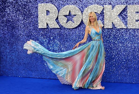 "Claudia Schiffer「""Rocketman"" UK Premiere - Red Carpet Arrivals」:写真・画像(4)[壁紙.com]"
