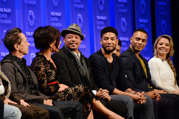 "Empire「The Paley Center For Media's 33rd Annual PaleyFest Los Angeles - ""Empire"" - Inside」:写真・画像(4)[壁紙.com]"