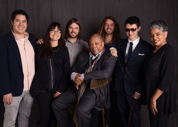Larry Busacca「Tribeca Film Festival 2014 Portrait Studio - Day 2」:写真・画像(5)[壁紙.com]
