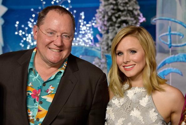 "El Capitan Theatre「Premiere Of Walt Disney Animation Studios' ""Frozen"" - Red Carpet」:写真・画像(18)[壁紙.com]"