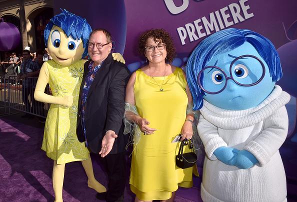"""Inside Out - 2015 Film「Premiere Of Disney-Pixar's """"Inside Out"""" - Red Carpet」:写真・画像(17)[壁紙.com]"""