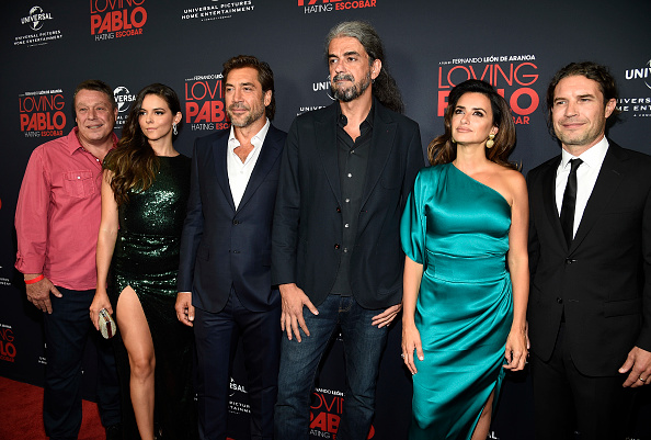 映画監督「Universal Pictures Home Entertainment Content Group's 'Loving Pablo' Special Screening - Red Carpet」:写真・画像(6)[壁紙.com]