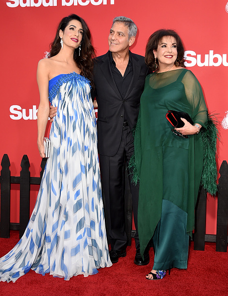 """Westwood Neighborhood - Los Angeles「Premiere Of Paramount Pictures' """"Suburbicon' - Red Carpet」:写真・画像(14)[壁紙.com]"""