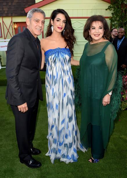 "Parent「Premiere Of Paramount Pictures' ""Suburbicon' - Red Carpet」:写真・画像(12)[壁紙.com]"