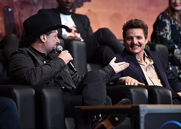 "The Mandalorian - TV Show「Premiere And Q & A For ""The Mandalorian""」:写真・画像(16)[壁紙.com]"