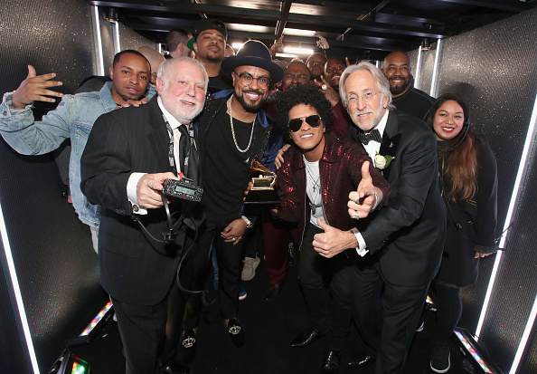 National Academy of Recording Arts and Sciences「60th Annual GRAMMY Awards - Backstage」:写真・画像(0)[壁紙.com]
