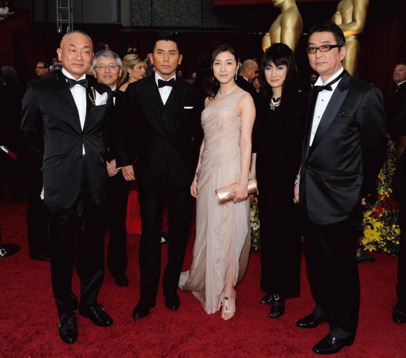 Ichiro「81st Annual Academy Awards - Arrivals」:写真・画像(16)[壁紙.com]